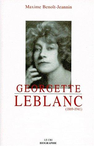 GEORGETTE LEBLANC (1869-1941)