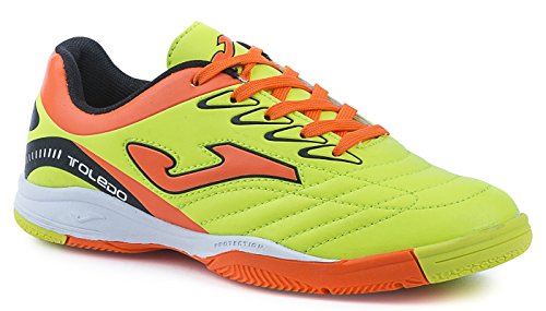 SCARPE CALCETTO INDOOR JOMA TOLEDO 611 JUNIOR CALCIO A 5 FUTSAL SALA (34)