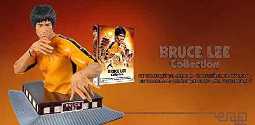Lee Büste (Bruce Lee Collection - Büste inkl. Mediabook [Blu-ray])