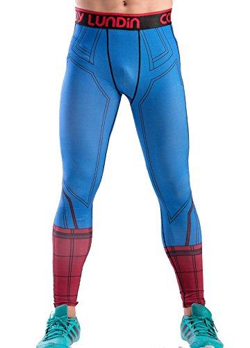 portlich Hose Medium Gr. M, Spider Rouge ()