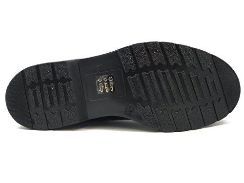 OSVALDO PERICOLI , Chaussures de ville à lacets pour femme Noir