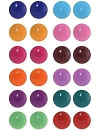 Handicraft Kottage Alloy Stud Earrings For Women - Set Of 12 (HK-AEG-110042)