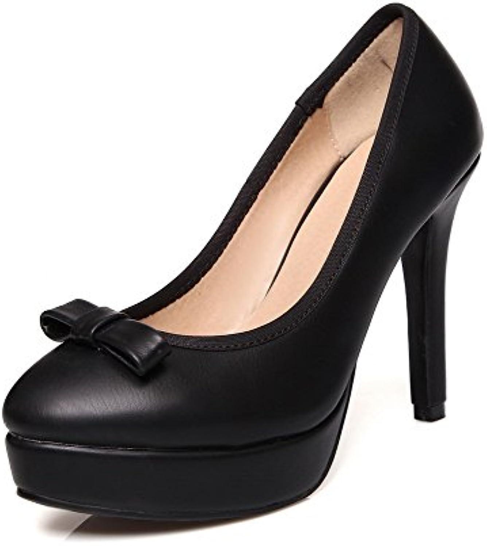 les agoolar talons femmes sur talons agoolar aiguilles solides chaussures chaussures fermées b01knxlkz2 paren t 917c72