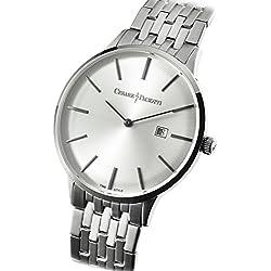Uhr Cesare Paciotti Herren 42mm tsst124nur Zeit Armband Stahl