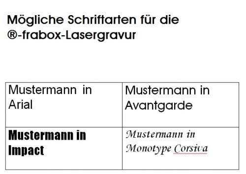 Frabox Edelstahl Design Briefkasten LENS - 5
