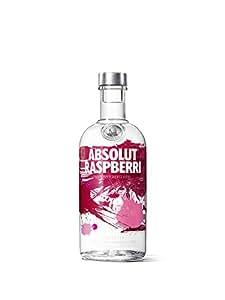 Absolut Raspberri Flavoured Vodka, 70 cl