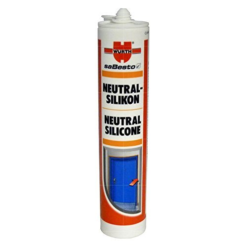 Würth Neutral Silikon 310ml (Transparent)