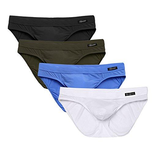 ekouaer-men-briefs-breathable-ice-silk-triangle-wide-waistband-bikinis-and-briefs-4-pack