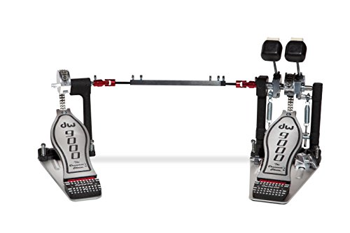 DW 9002 PC Double Bass Drum Pedal