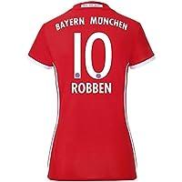 adidas Damen Fußball/Heim-Trikot FC Bayern München Replica Heimtrikot