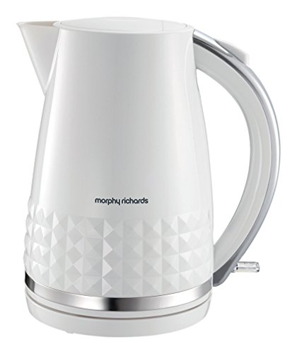 Morphy Richards 108263 Dimensions Jug Kettle, 1.5 Litre, 3100 W, White Best Price and Cheapest