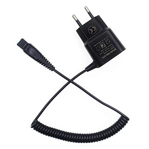 Hs 8000 Serie (Rasierer Ladegerät Philips Rasierer Ladegerät 15V 5.4W Rasiermesser Netzteil für Philips Rasierer Rasierer HQ RQ HS PT QT Serie Wie Philips HQ8505 CRP136 PT860 AT750)
