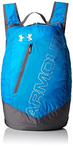 Under Armour - Multideporte Mochila Daypacks Adaptable BP, azul eléctrico, 48 x 33 x 19 cm, 23 litros, 1256393