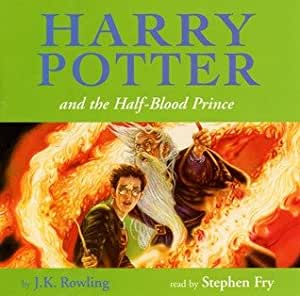 Harry Potter And The Half Blood Prince Audiobook Cd By J K