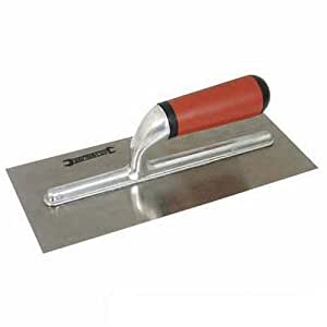 Silverline 675034 Soft-Grip Plastering Trowel, 280 mm