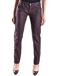 Jeckerson Mujer MCBI162005O Morado Algodon Jeans