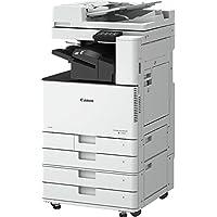 Canon imageRUNNER ADVANCE C3025i 1200 x 1200DPI Laser A3 25ppm Wifi - Impresora multifunción (Laser, 1200 x 1200 DPI, 1100 hojas, A3, Impresión directa, Negro, Blanco)