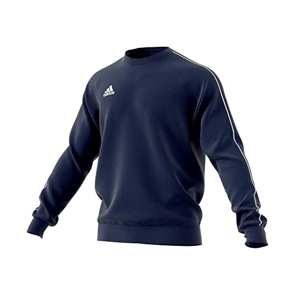 Adidas Core18 Sw Sudadera, Hombre