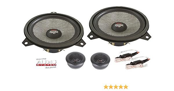 Audio System X 165 E46 Evo Elektronik