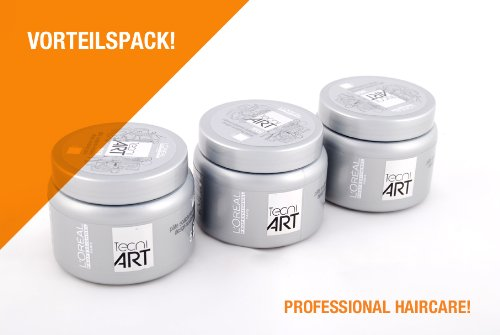 L'Oréal Tecni Art Web Strukturpaste SET 3 x 150ml