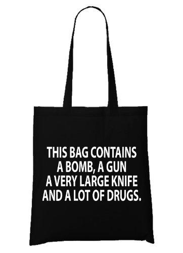 This Bag Contains Sac Noir