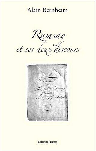 Ramsay et ses deux discours par Alain Bernheim