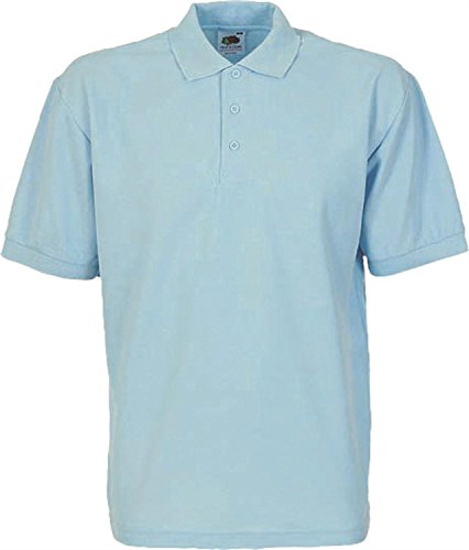 Polo-Shirt * 65/35 Polo * Fruit of the Loom Orange