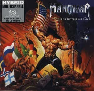 Warriors of the World (Sacd)