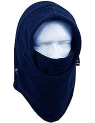 Hzjundasi Winter Multifonctionnel Cagoule Masque