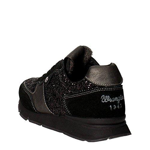 Wrangler WL162651 Sneakers Damen Schwarz