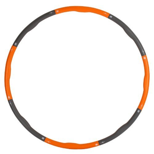 Hoopomania Weight Hoop, Hula Hoop mit Schaumstoff 1,5kg