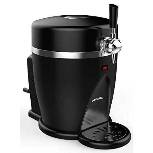 Daewoo BD150 Beer Machine, Black