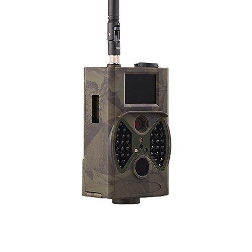 Suntek Jagdkamera, 12MP, HD, HC-300m, Infrarot-Spur, kabellose Fernbedienung, zur Wild-Beobachtung, zur Überwachung, Pfadfinder-Kamera, mit 36IR-LEDs