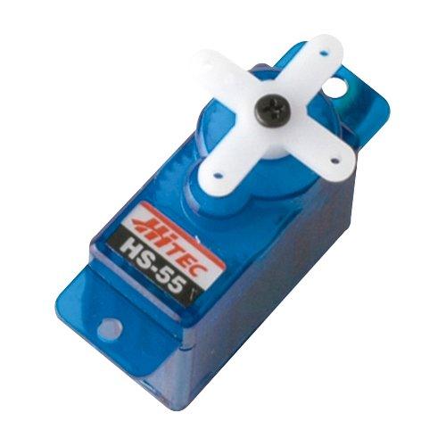 Servo HITEC HS-55 112055-Radiocommande et accessoires
