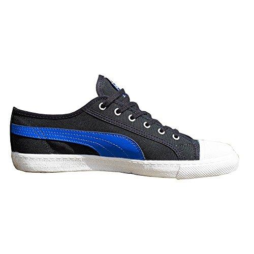 Puma - Ibiza JR - 35649501 - Couleur: Blanc-Bleu-Noir - Pointure: 39.0