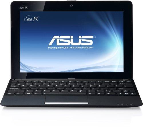 Asus R051BX-BLK035S 25,7cm (10,1 Zoll) Netbook (AMD C60 ,1,3 GHz, 1GB RAM, 320GB HDD, Radeon HD6250, Win 7 Starter) schwarz Amd 1 Gb Notebook Ram