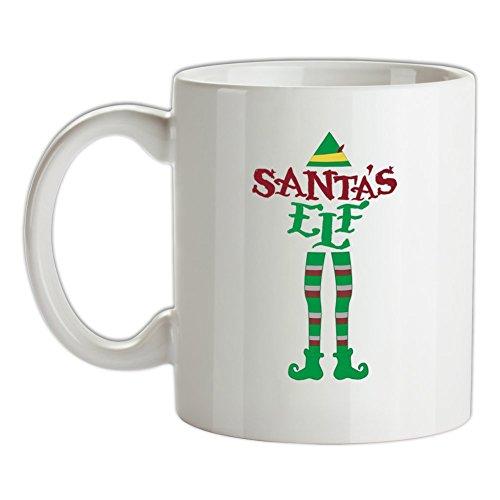 Elf Kostüm Buddy - Dressdown Weihnachtself - Bedruckte Kaffee- und Teetasse
