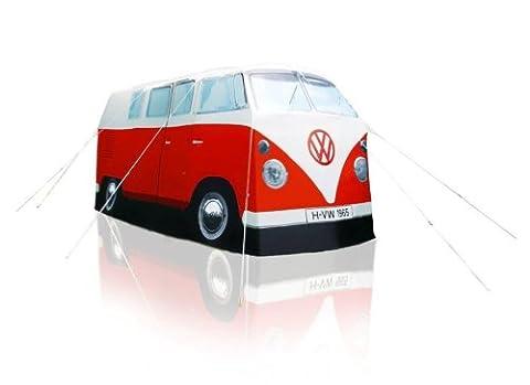 Retro VW Bus Camper Zelt 1 1 Nachbildung Rot