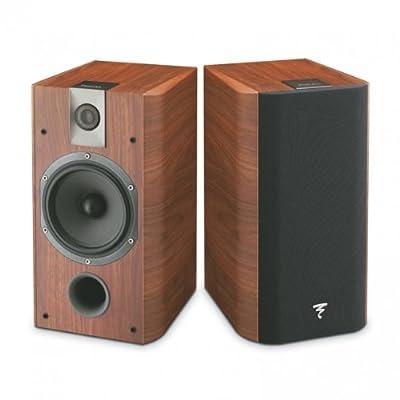 """Focal Chorus 706 Walnut loudspeaker - loudspeakers (Speaker set unit, 2-way, Tabletop/bookshelf, 2.54 cm (1""""), 16.5 cm (6.5""""), 2.5 cm) occasione da Polaris Audio Hi Fi"""