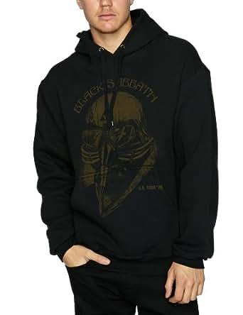 Bravado - Sweat-shirt Homme Black Sabbath Us Tour 78 - Noir (Black) - Medium