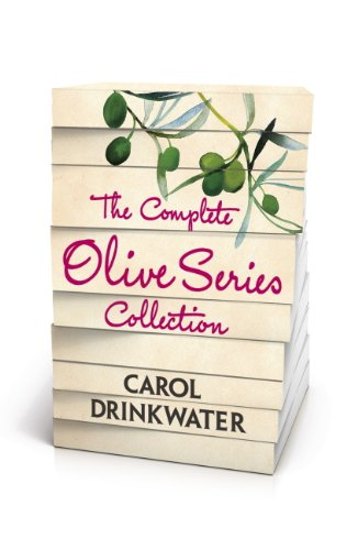 Extra Virgin Oliven Orange (The Complete Olive Series Collection: The Olive Farm, The Olive Season, The Olive Harvest, The Olive Route, The Olive Tree, Return to the Olive Farm (THE OLIVE FARM SERIES) (English Edition))