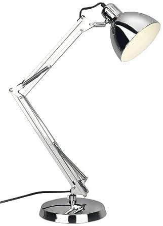 Aluminor - ARCHI LT S CH - Lampe - 40 W - E27 - Chrome
