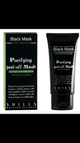 Schwarze Maske ORIGINAL Black Mask Black Head . Schwarze Maske Mask Gesichtsmaske Pickel