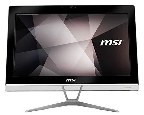 Msi Monitore Pro 20 19.5 Touch N4000 4Gb Ssd, 128 Gb Freedos, Nero
