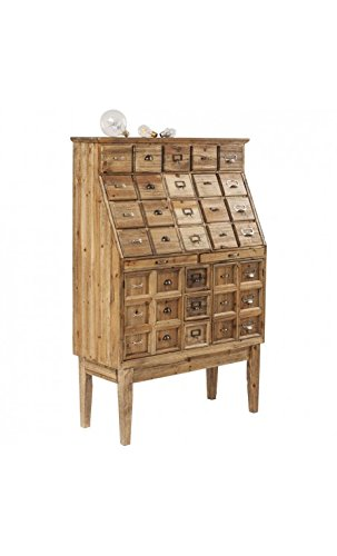 Kare Design–Buffet Gabinetto Multi cassetti legno Biscotti