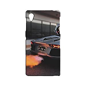 G-STAR Designer 3D Printed Back case cover for Sony Xperia Z1 - G1483