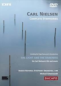 Nielsen, Carl - Die Symphonien (3 DVDs)
