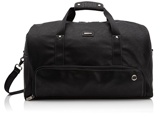 Storm Mens Norton Top-Handle Bag Black