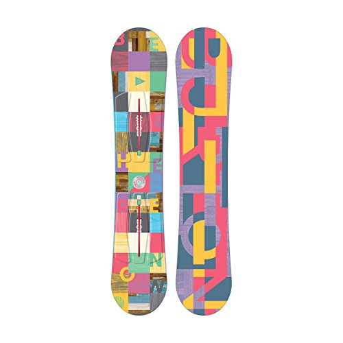 Burton - Tabla de snowboard Feather Mujer 144 cm
