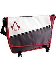 Assassins Creed Tasche Core Crest Logo Messenger Bag Assassin's Creed Umhängetasche Kuriertasche Schultasche Schultertasche